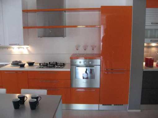 Orangekök