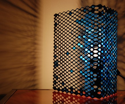 lampa sträckmetall II