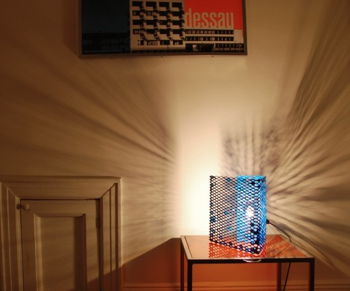 lampa sträckmetall III