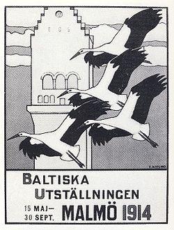 Baltiska 1914