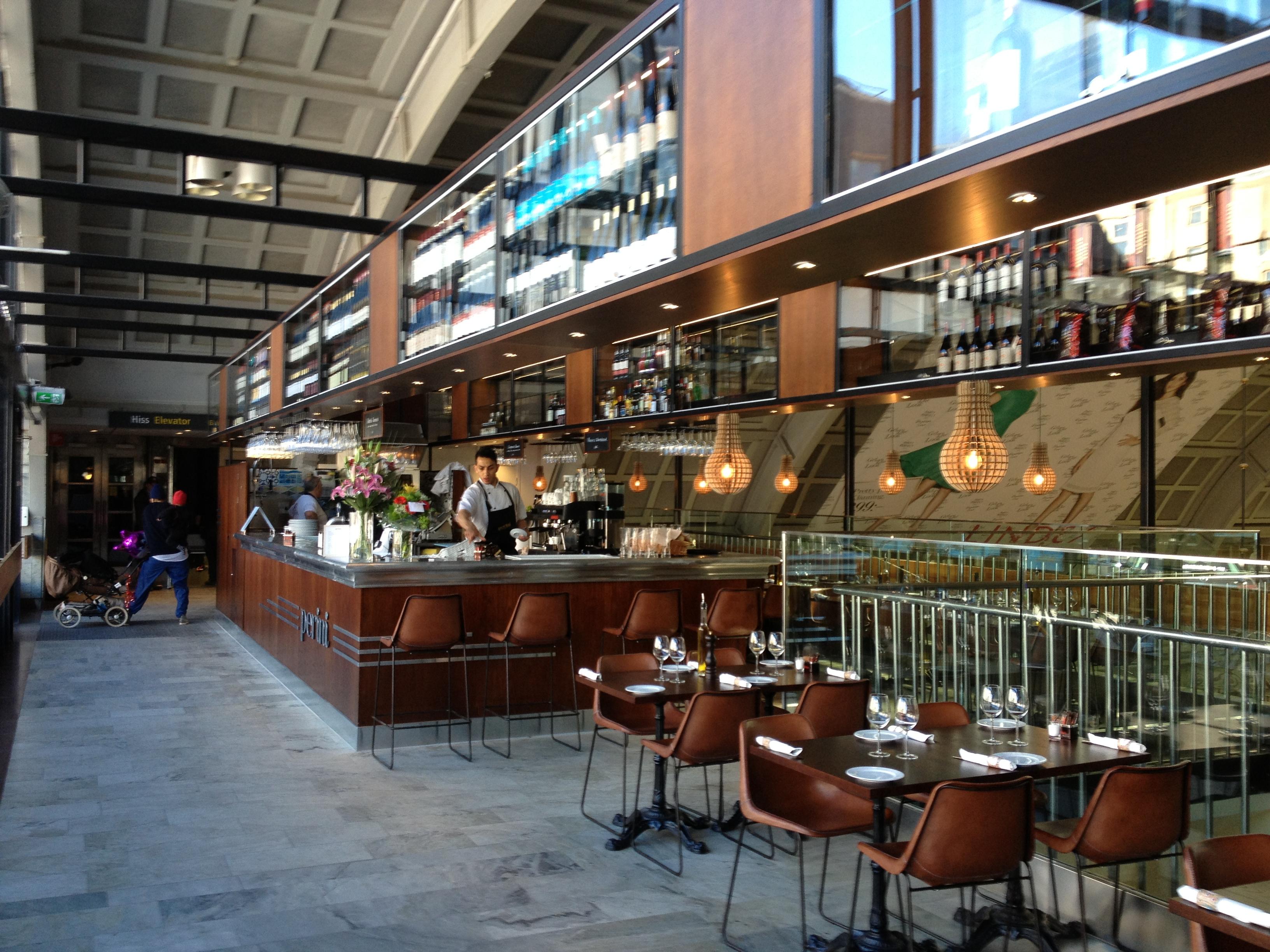 New wine champagne food bar in stockholm hofv2 for Food bar grand hotel stockholm