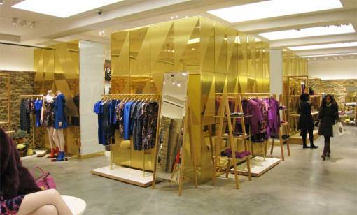 London brass-shop-interior