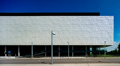 Aluminium fasad